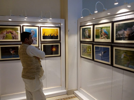 Moments from 3rd Annual Photography Exhibition