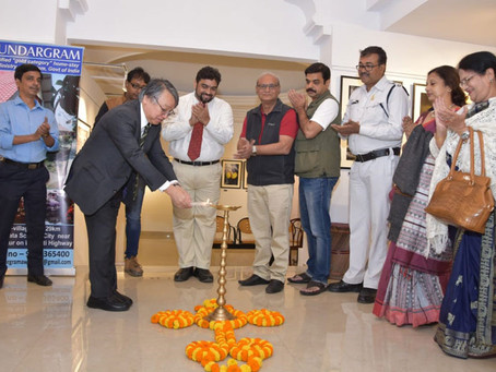 Inauguration of 2nd Photography Exhibition