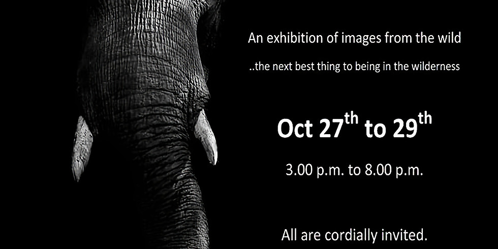 Nature, Wildlife & Heritage Photography Exhibition 2017
