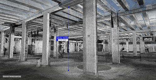 3D Laser Scanning - Measurement Verificaton
