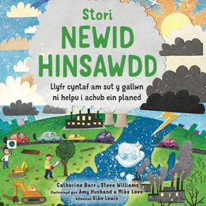 Stori Newid Hinsawdd - Catherine Barr, Steve Williams