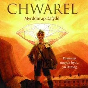 Y Goron yn y Chwarel - Myrddin ap Dafydd