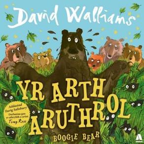 Yr Arth Aruthrol - David Walliams (addas. Eurig Salisbury)