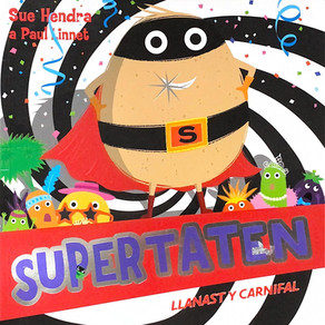 Supertaten: Llanast y Carnifal - Sue Hendra a Paul Linnet