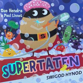 Supertaten: Swigod Hynod - Sue Hendra a Paul Linnet [addas. Elin Meek]