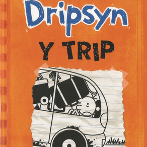 Dyddiadur Dripsyn: Y Trip ~ Jeff Kinney