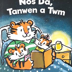 Nos Da, Tanwen a Twm - Luned Aaron a Huw Aaron