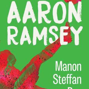 Fi ac Aaron Ramsey - Manon Steffan Ros