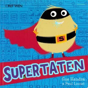 Supertaten - Sue Hendra a Paul Linnet (addas. Elin Meek)