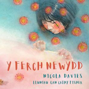 Y Ferch Newydd - Nicola Davies a Cathy Fisher