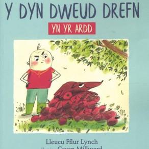 Y Dyn Dweud Drefn - Lleucu Fflur Lynch