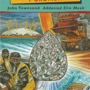 Lladron Diemwnt y Gromen - John Townsend (addas. Elin Meek)