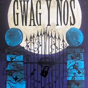 Gwag y Nos - Sioned Wyn Roberts