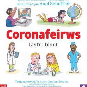Coronaeirws: Llyfr i Blant - Elizabeth Jenner, Kate Wilson a Nia Roberts