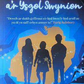 Cadi Goch a'r Ysgol Swynion - Simon Rodway