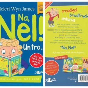 'Na, Nel! Un tro...' ~ Meleri Wyn James