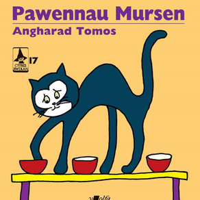 Pawennau Mursen - Angharad Tomos