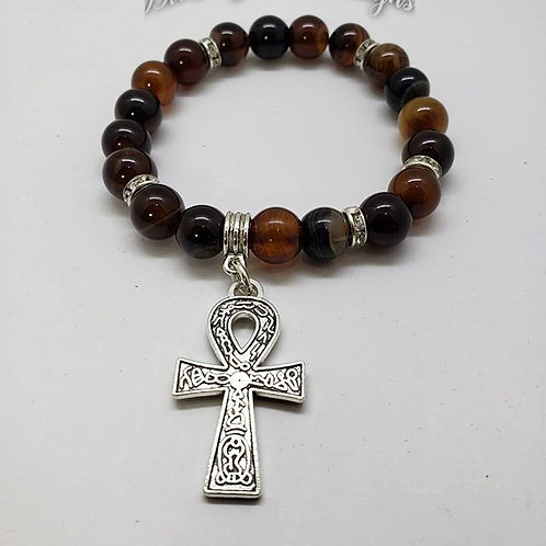 Egyptian Ankh bracelet