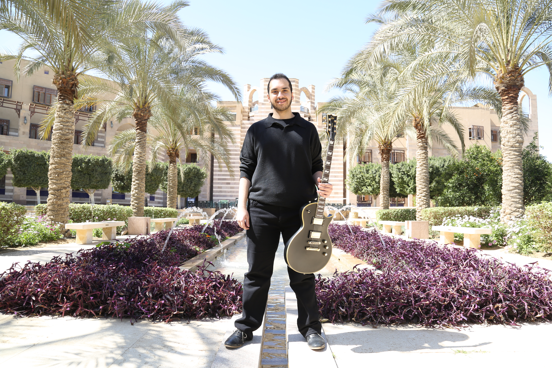 Mohamed Abou Rehab Spring 2019