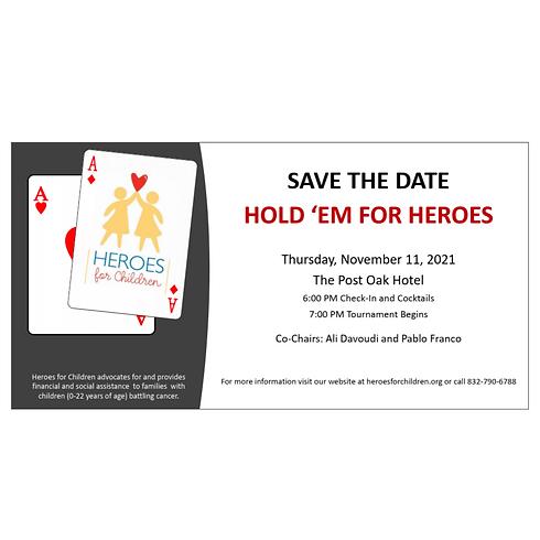Hold Em' for Heroes (Houston)