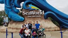 Ava's SeaWorld Adventure