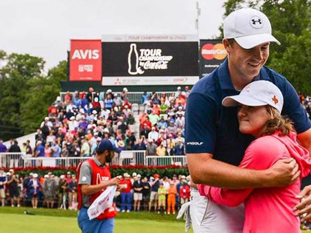 The Jordan Spieth Foundation partners with Heroes for Children