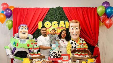 Logan's milestone birthday!