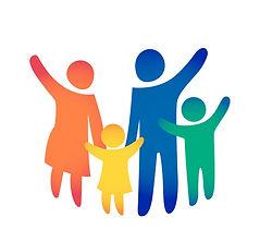 happy-family-icon-multicolored-in-simple