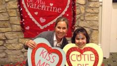 A parent's heartfelt testimony about our Valentine's Dinner!