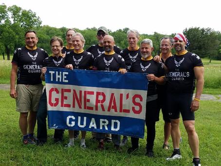 NewsWest9 Midland/Odessa reports on General Guard Bike Ride