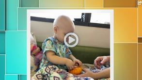 Channel 2 Houston TV Spotlight -Heroes bringing comfort to families battling pediatric cancer