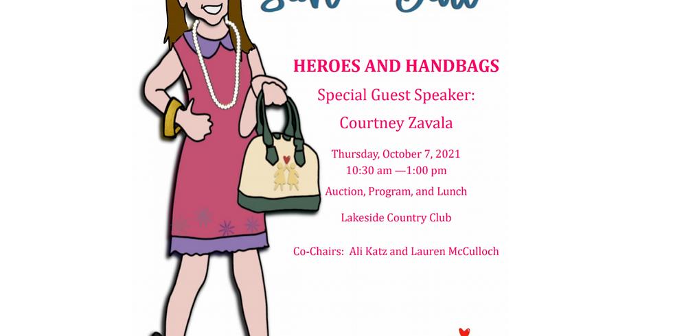 Heroes & Handbags (Houston)