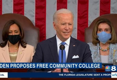 Biden Is Turning America Into the Land of the Freebie
