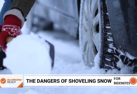 The Right Resistance: Honor, Decency and the meaning of shoveling snow for a Joe Biden-ite