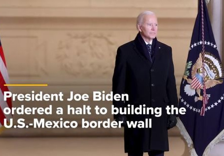 The Right Resistance: 'Clueless Joe' Biden tears down Border Wall of Dreams, illegal aliens come