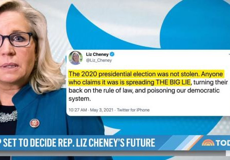 There Are Simple Reasons Liz Cheney Has To Go