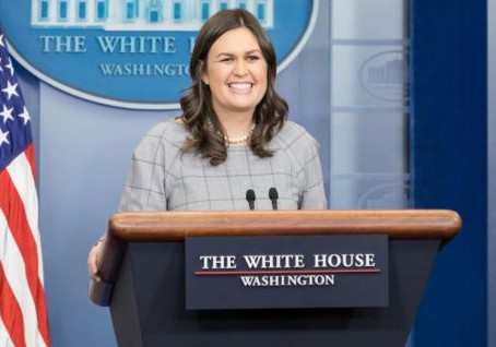 Sarah Huckabee Sanders Launches Bid For Governor Of Arkansas
