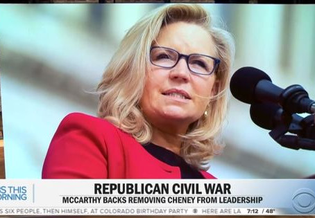 Will the Left Respect Liz Cheney in the Morning?