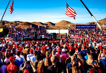 Three Big Reasons Trump Will Be Reelected (1 of 3)