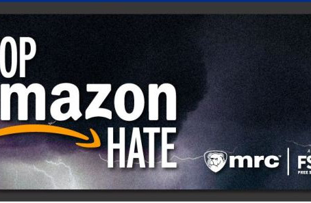 Demand an End to Amazon's Hate Against Conservatives