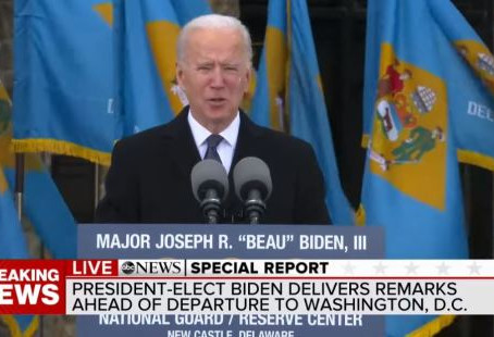 Assault on America, Day 749: Death, (more) taxes and other certainties of a Joe Biden presidency