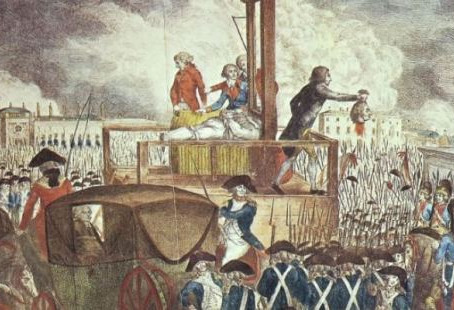 Assault on America, Day 743: What do the Capitol protest and the French Revolution have in common?