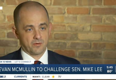 The Lincoln Project Sneak Attack On Conservative All Star Senator Mike Lee