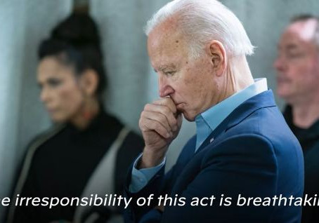 Assault on America, Day 715: The last thing politicians should want is to be more like Joe Biden