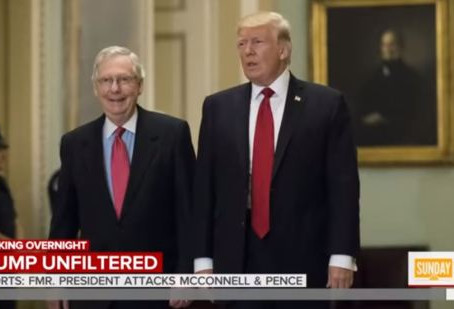 The Right Resistance: Republicans need to adopt a no wimps (a.k.a. Mitch McConnell) mindset