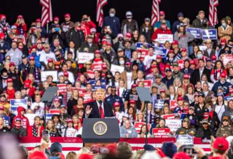 Assault on America, Day 705: Trump, the swamp and the lawsuits -- the 'talk' we all need to have