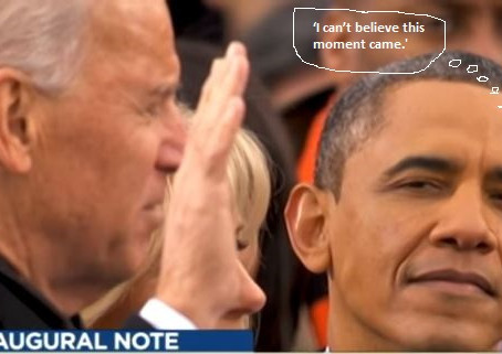 Assault on America, Day 748: Joe Biden, lost time, and reflections on inauguration mind wandering