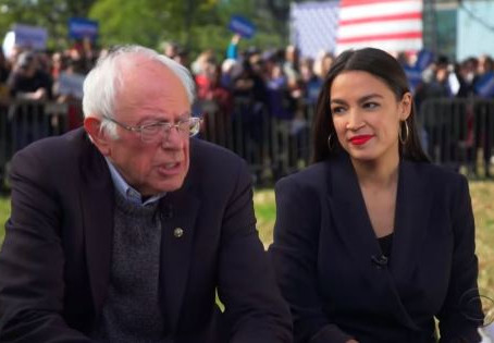 America's 'Great Leap Forward' Into Socialism
