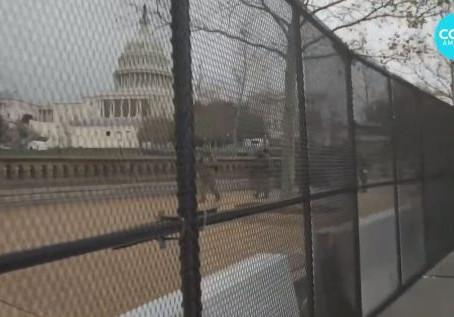 Mrs. Pelosi, Tear Down This Wall