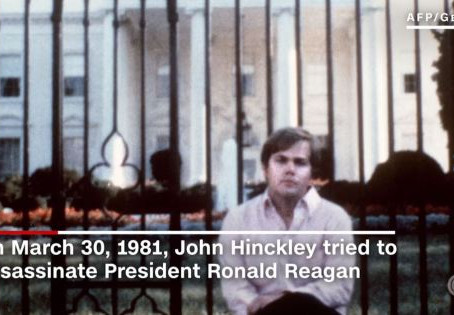 John Hinckley Almost Killed A President. He Should Not Be Pardoned